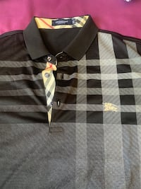 Selling a brand new Burberry shirt fits large extra large Castro Valley, 94546