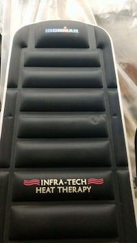 Iron man ifra-tech heat therapy with remote contro Conroe, 77302