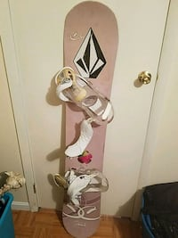 Snowboard with bindings Rockville, 20853
