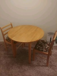 Small spaces table set Cedar Rapids, 52404
