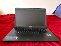 black and gray HP laptop 38 km
