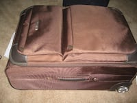 Kappa Brown Suitcase 550 km