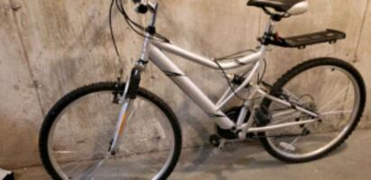 6 Speed Bicycle