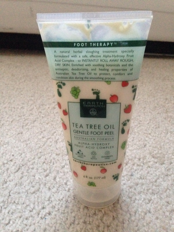 Tea Tree Oil Gentle Foot Peel