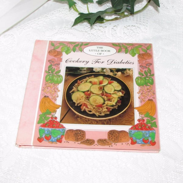 Cookbook Little Book of Cookery for Diabetics