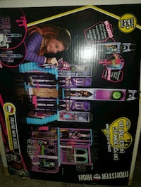 Moster high house in box brand new Dedham, 02026