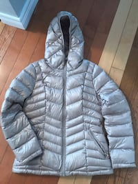 Down winter jacket 540 km