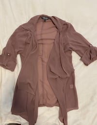 Fashionova sheer cardigan - XS/S