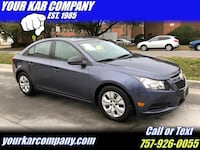 Chevrolet Cruze 2014 Norfolk