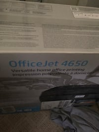 Printer: Officejet 4650 Washington, 20009