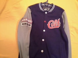 Young and reckless cult large varsity jacket
