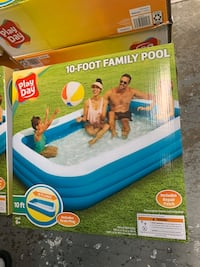 PlayDay 10-Foot Family Pool