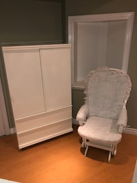 Cabinet & rocking chair Vaughan, L6A 3G5