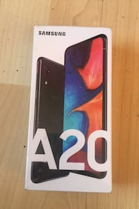 Samsung A20 Unclocked in Box!