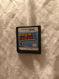 Nintendo DS Pokemon Moon game cartridge