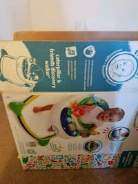 Fisher-Price Bright Starts bouncer box Arlington