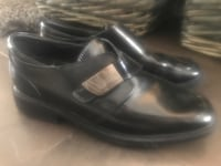 Kenneth cole boys dress shoes ~ size 4.5y ~ retailed $100+