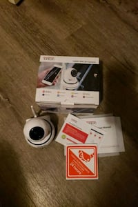 Tonton 1080P Wifi IP Security Camera London, N5Y 3X4
