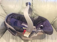 baby's purple and gray car seat carrier Baldwin, 11510