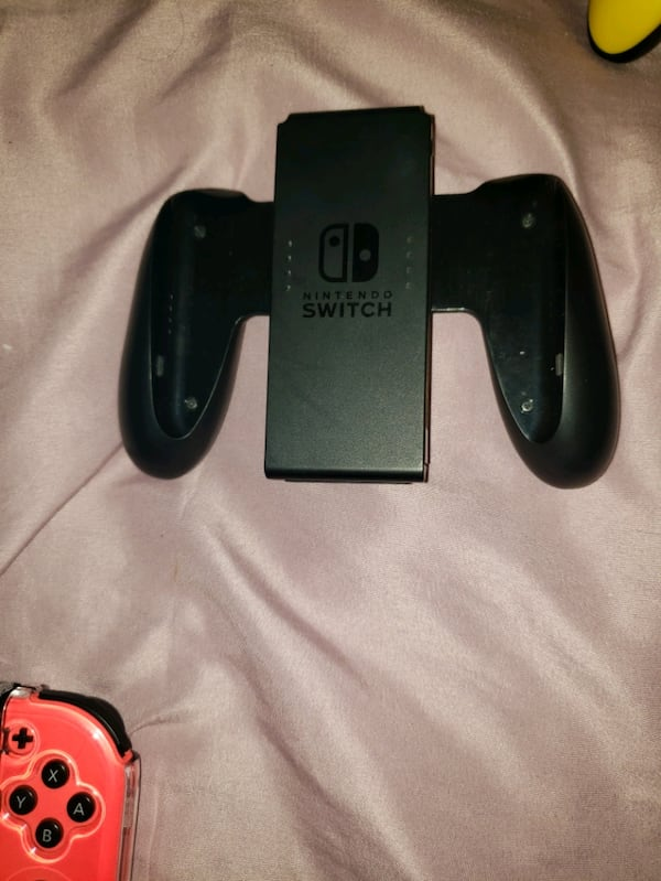 Portable game console 1