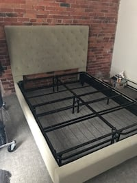 Kings bed frame