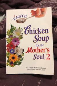 Chicken soup for the Mother's soul 2 book Mississauga, L5M