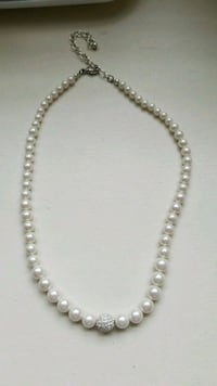 silver-colored chain necklace Owings Mills, 21117