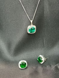 Green Emerald Set Toronto, M1T 3G2