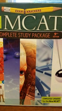 EXAMKRACKERS MCAT 9TH EDITION Bethesda