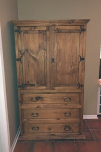 Dresser Armoire hutch or TV stand