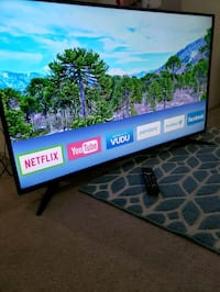 "50"" Seiki 4k uhd led smart tv  Victoria, V9A 1L1"