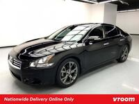 2014 *Nissan* *Maxima* 3.5 SV w/Sport Pkg sedan Super Black Los Angeles