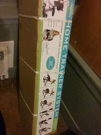 Home trainer system. Make an offer