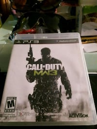 Call of Duty MW3 ps3 game case Newmarket, L3X 1X5