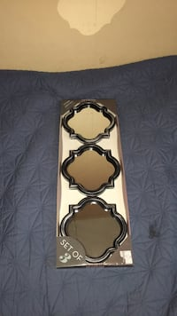 black and white metal frame Kissimmee, 34741