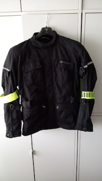 CHAQUETA SPYKE TOURING Air GT. NEGRO MADRID