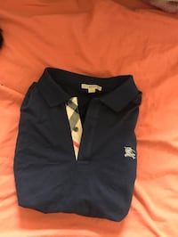 Large Burberry Polo