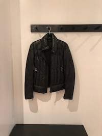 Down leather jacket Rudsak XS Montréal, H2K 3L1