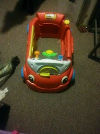 red and yellow ride-on toy car Buckhannon, 26201