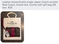 Coach wristlet  Stoughton, 02072