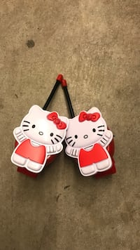 white and red Hello Kitty keychain Mississauga, L4V 1R3