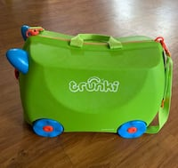 Trunki original kids ride-on &carry-on luggage