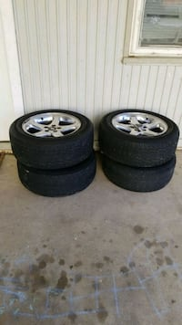 Tires with rim  Annandale