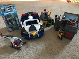 Playmobil Toys- perfect condition