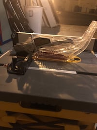 "like  new Dewalt 10""  table saw. Greenbelt, 20770"