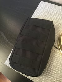 black airsoft pouch, great shape