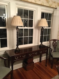 2 Table Lamps In Mint Condition Catonsville, 21228