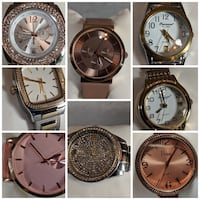 Fancy Watches- $10 each or 2 for $15 Kitchener, N2P