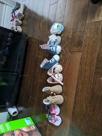 6 Months Baby Girl Shoes Vaughan, L4L 8P1