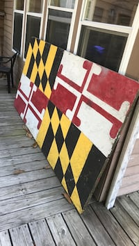 Maryland flag table top College Park, 20740